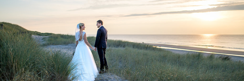 Sunset Wedding Noordwijk